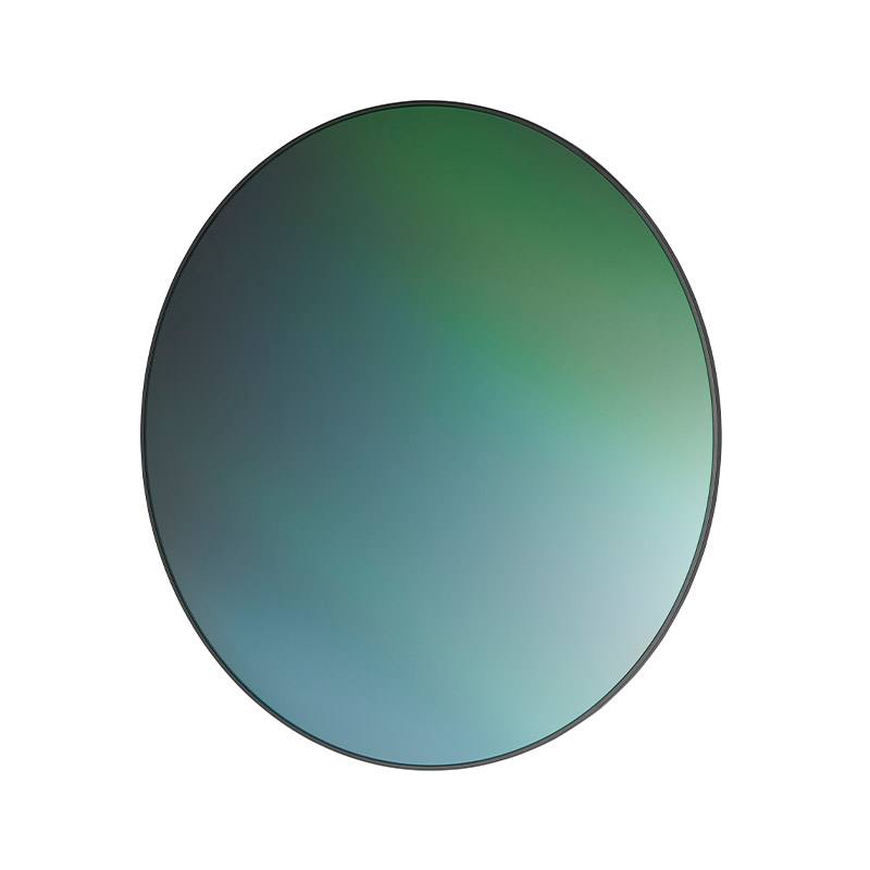 Fritz Hansen Mirror Round Mirror by Studio Roso Olson and Baker - Designer & Contemporary Sofas, Furniture - Olson and Baker showcases original designs from authentic, designer brands. Buy contemporary furniture, lighting, storage, sofas & chairs at Olson + Baker.