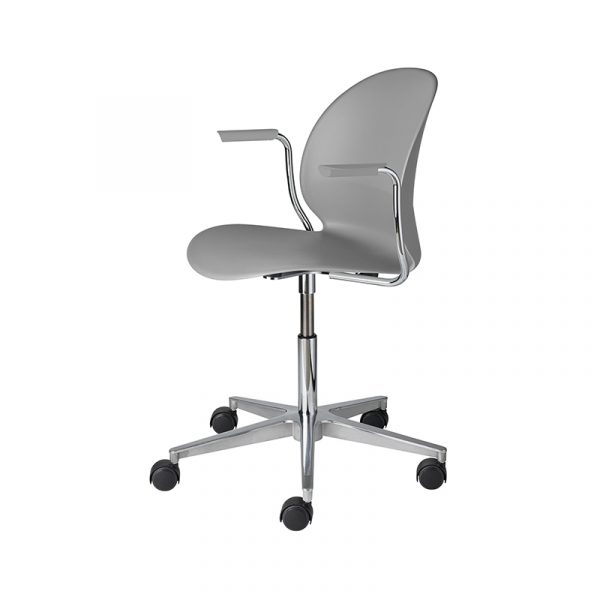 N02 Recycle Armchair with Swivel Chair