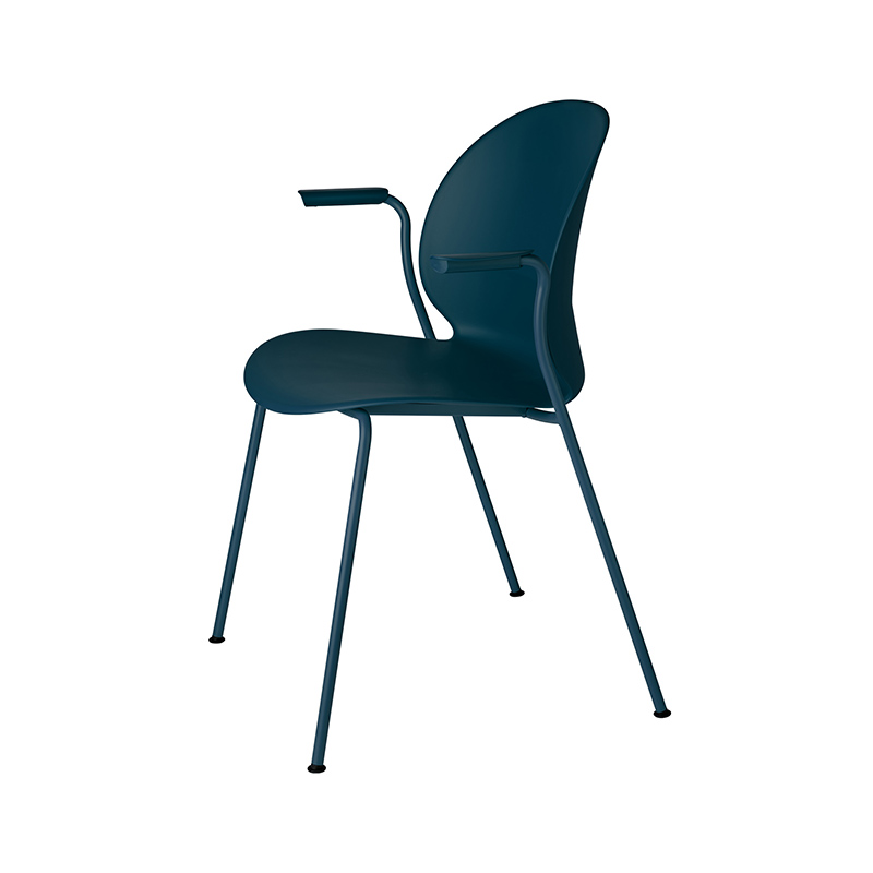 Fritz Hansen N02 Recycle Stackable Armchair by Nendo Olson and Baker - Designer & Contemporary Sofas, Furniture - Olson and Baker showcases original designs from authentic, designer brands. Buy contemporary furniture, lighting, storage, sofas & chairs at Olson + Baker.