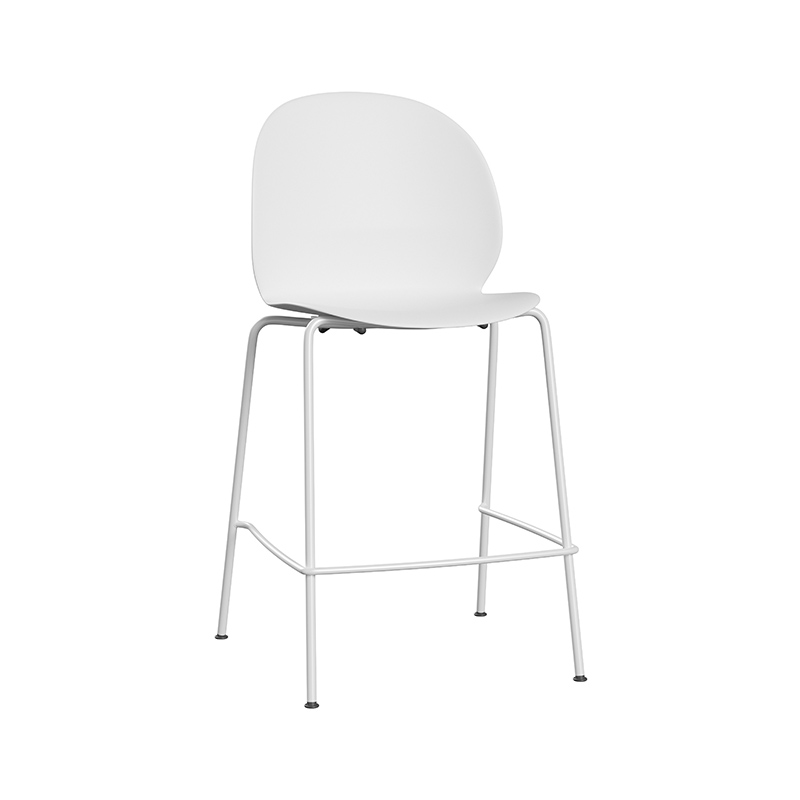 Fritz Hansen N02 Recycle Stackable Counter Stool by Nendo Olson and Baker - Designer & Contemporary Sofas, Furniture - Olson and Baker showcases original designs from authentic, designer brands. Buy contemporary furniture, lighting, storage, sofas & chairs at Olson + Baker.