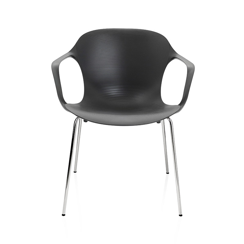 Fritz Hansen NAP Armchair by Kasper Salto Olson and Baker - Designer & Contemporary Sofas, Furniture - Olson and Baker showcases original designs from authentic, designer brands. Buy contemporary furniture, lighting, storage, sofas & chairs at Olson + Baker.