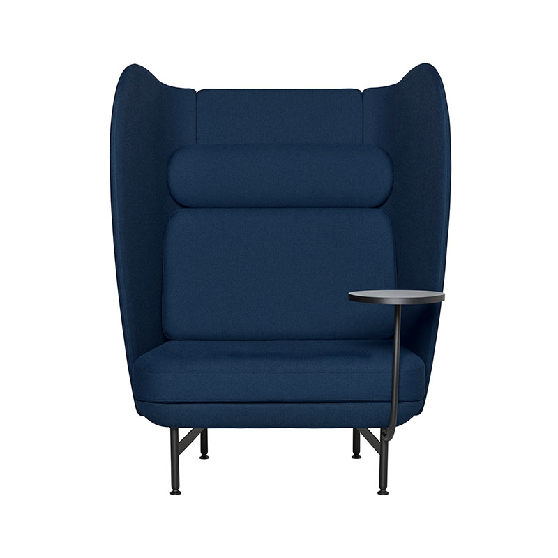 Fritz Hansen Plenum One Seat Sofa by Jaime Hayon Olson and Baker - Designer & Contemporary Sofas, Furniture - Olson and Baker showcases original designs from authentic, designer brands. Buy contemporary furniture, lighting, storage, sofas & chairs at Olson + Baker.