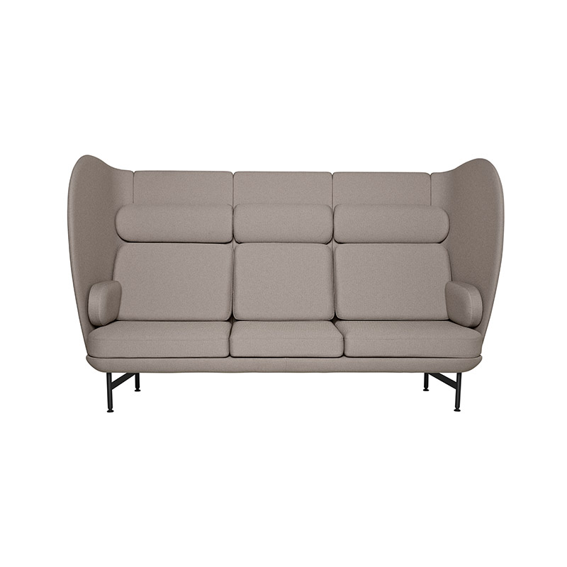 Fritz Hansen Plenum Three Seat Sofa by Jaime Hayon Olson and Baker - Designer & Contemporary Sofas, Furniture - Olson and Baker showcases original designs from authentic, designer brands. Buy contemporary furniture, lighting, storage, sofas & chairs at Olson + Baker.