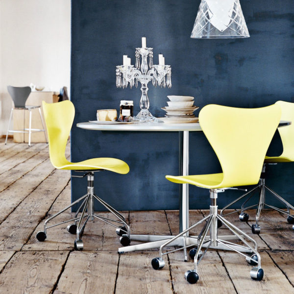 Series 7 Chair with Swivel Base