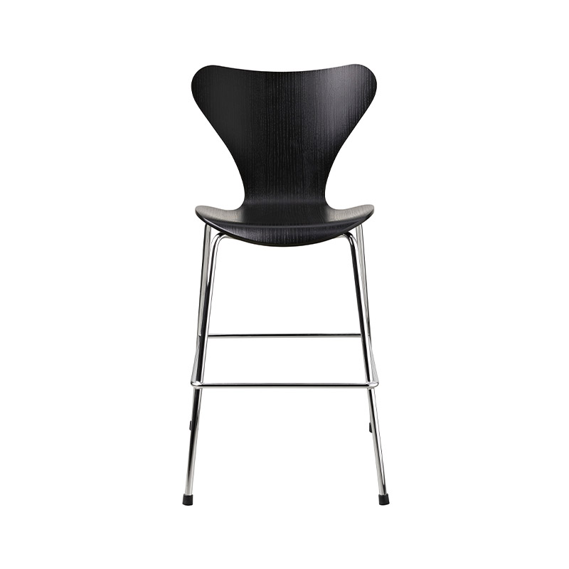 Fritz Hansen Series 7 Junior Chair by Arne Jacobsen Olson and Baker - Designer & Contemporary Sofas, Furniture - Olson and Baker showcases original designs from authentic, designer brands. Buy contemporary furniture, lighting, storage, sofas & chairs at Olson + Baker.