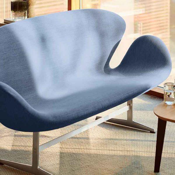 Swan Two Seat Sofa