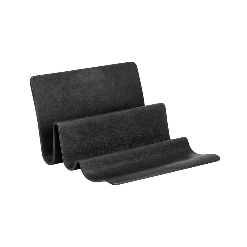 Fritz Hansen Wave Desk Organizer by Hiromichi Konno Olson and Baker - Designer & Contemporary Sofas, Furniture - Olson and Baker showcases original designs from authentic, designer brands. Buy contemporary furniture, lighting, storage, sofas & chairs at Olson + Baker.