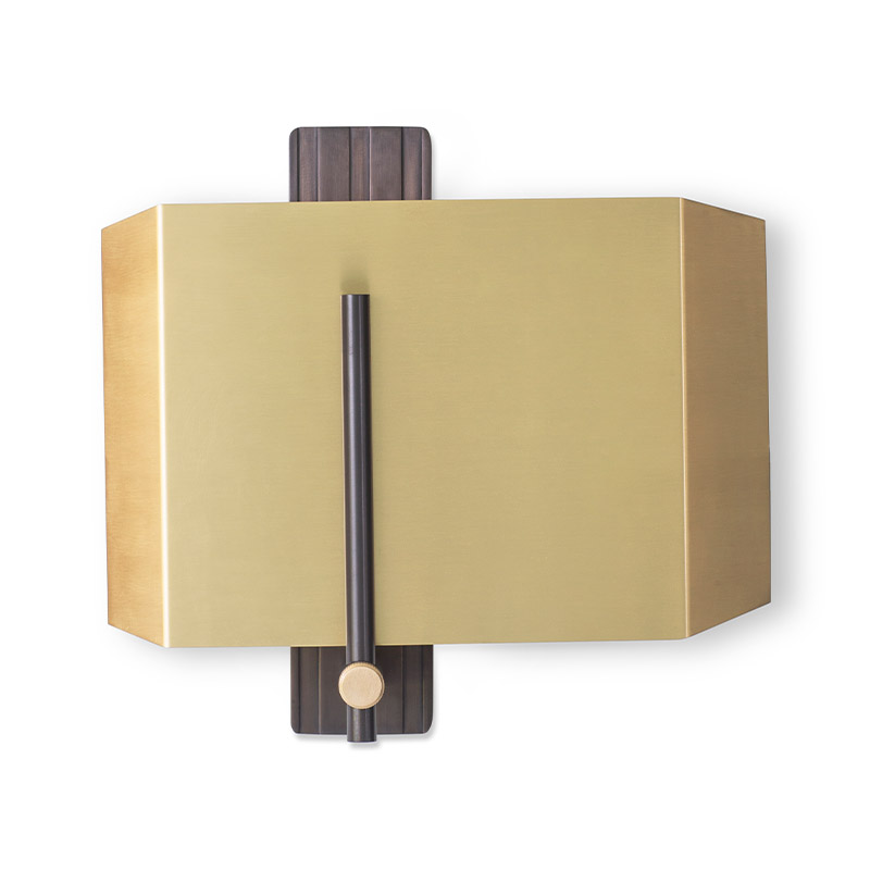 Bert Frank Aegis Wall Lamp by Bert Frank Olson and Baker - Designer & Contemporary Sofas, Furniture - Olson and Baker showcases original designs from authentic, designer brands. Buy contemporary furniture, lighting, storage, sofas & chairs at Olson + Baker.