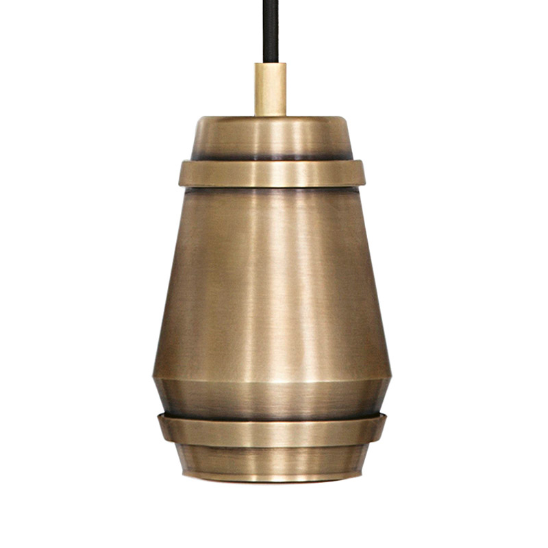 Bert Frank Cask Pendant Light by Bert Frank Olson and Baker - Designer & Contemporary Sofas, Furniture - Olson and Baker showcases original designs from authentic, designer brands. Buy contemporary furniture, lighting, storage, sofas & chairs at Olson + Baker.