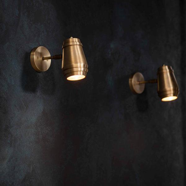 Cask Wall Lamp