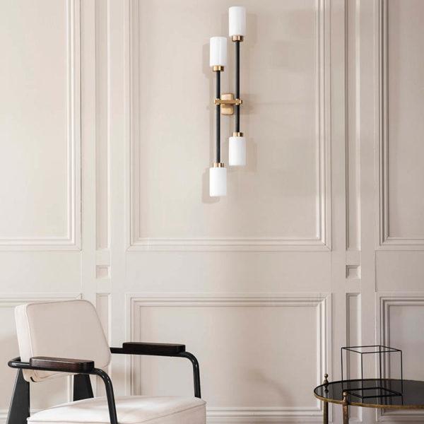 Farol Double Wall Lamp