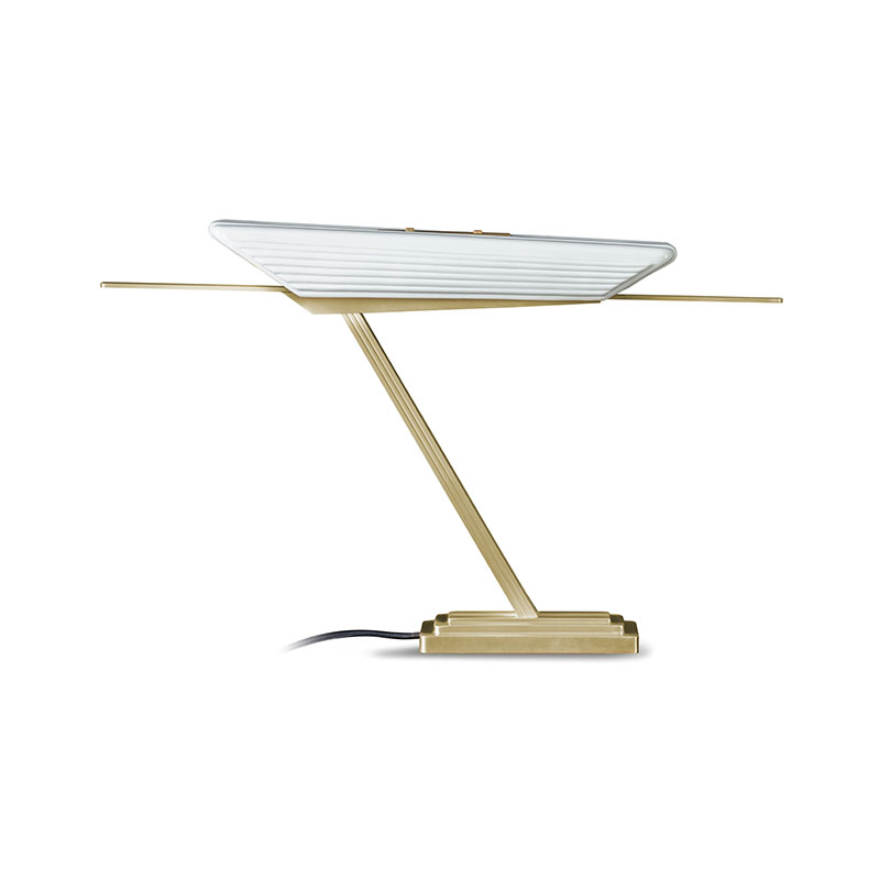 Bert Frank Glaive Table Lamp by Bert Frank Olson and Baker - Designer & Contemporary Sofas, Furniture - Olson and Baker showcases original designs from authentic, designer brands. Buy contemporary furniture, lighting, storage, sofas & chairs at Olson + Baker.