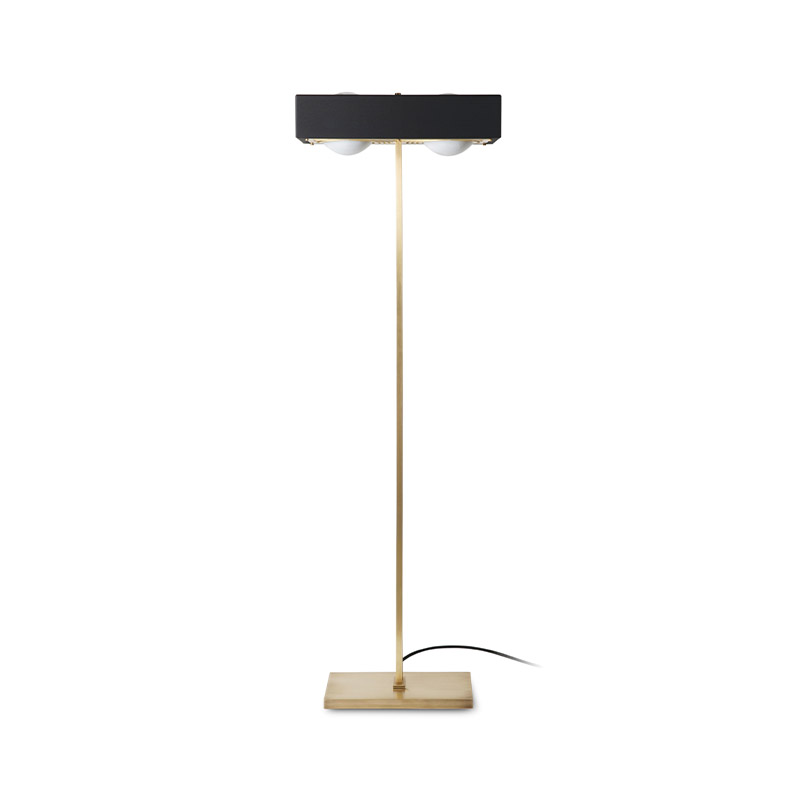 Bert Frank Kernel Floor Lamp by Bert Frank Olson and Baker - Designer & Contemporary Sofas, Furniture - Olson and Baker showcases original designs from authentic, designer brands. Buy contemporary furniture, lighting, storage, sofas & chairs at Olson + Baker.