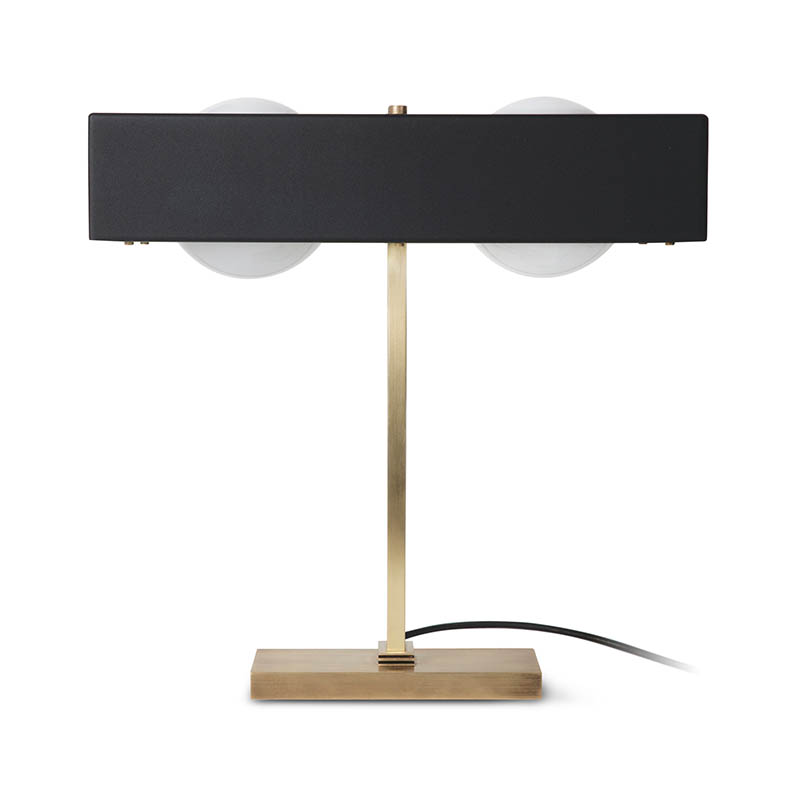 Bert Frank Kernel Table Lamp by Bert Frank Olson and Baker - Designer & Contemporary Sofas, Furniture - Olson and Baker showcases original designs from authentic, designer brands. Buy contemporary furniture, lighting, storage, sofas & chairs at Olson + Baker.
