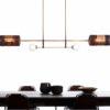 Bert Frank Lizak Pendant Light by Bert Frank Olson and Baker - Designer & Contemporary Sofas, Furniture - Olson and Baker showcases original designs from authentic, designer brands. Buy contemporary furniture, lighting, storage, sofas & chairs at Olson + Baker.