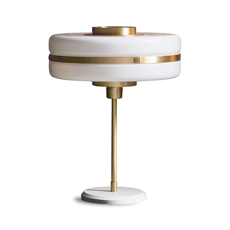 Bert Frank Masina Table Lamp by Bert Frank Olson and Baker - Designer & Contemporary Sofas, Furniture - Olson and Baker showcases original designs from authentic, designer brands. Buy contemporary furniture, lighting, storage, sofas & chairs at Olson + Baker.