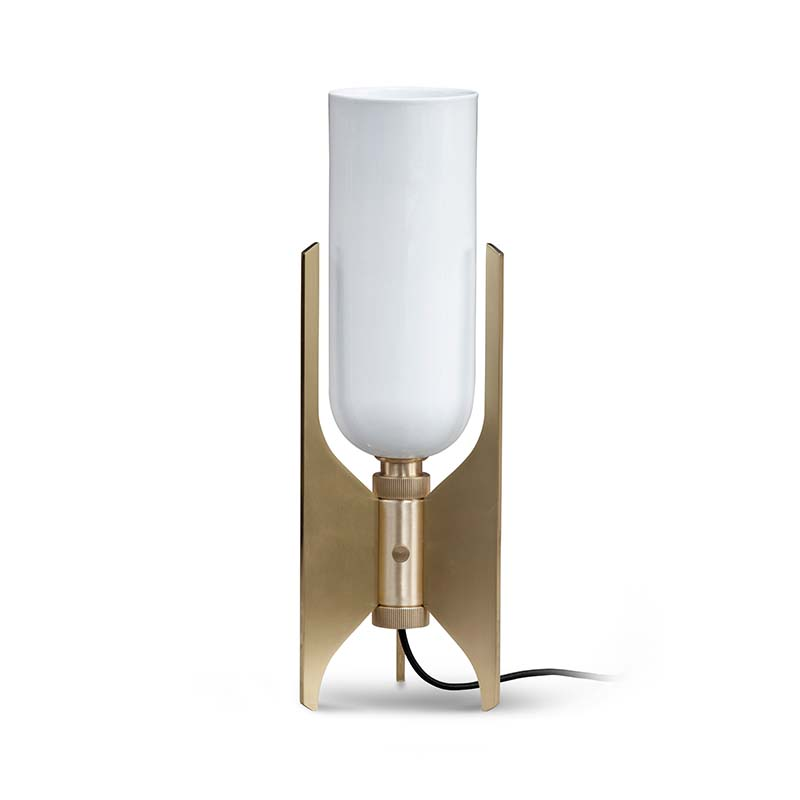 Bert Frank Pennon Table Lamp by Bert Frank Olson and Baker - Designer & Contemporary Sofas, Furniture - Olson and Baker showcases original designs from authentic, designer brands. Buy contemporary furniture, lighting, storage, sofas & chairs at Olson + Baker.