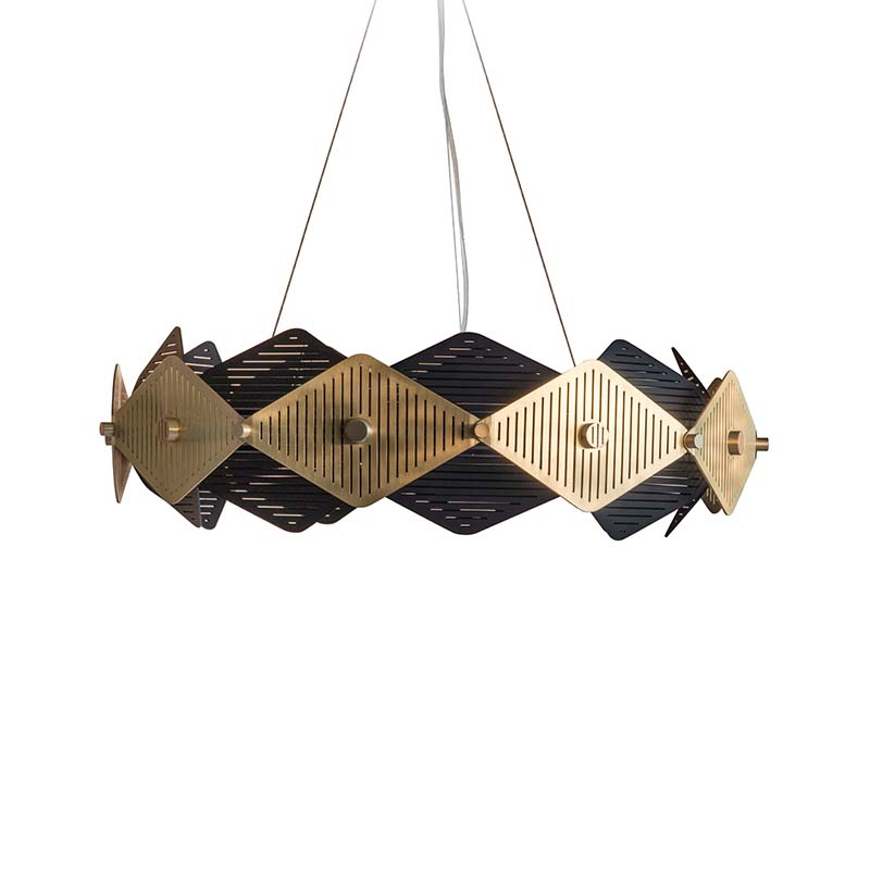Bert Frank Rote Pendant Light by Bert Frank Olson and Baker - Designer & Contemporary Sofas, Furniture - Olson and Baker showcases original designs from authentic, designer brands. Buy contemporary furniture, lighting, storage, sofas & chairs at Olson + Baker.
