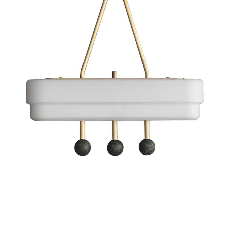 Bert Frank Spate Pendant Light by Bert Frank Olson and Baker - Designer & Contemporary Sofas, Furniture - Olson and Baker showcases original designs from authentic, designer brands. Buy contemporary furniture, lighting, storage, sofas & chairs at Olson + Baker.