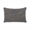 Ethnicraft Blue Nomad 60x40cm Cushion by Dawn Sweitzer Olson and Baker - Designer & Contemporary Sofas, Furniture - Olson and Baker showcases original designs from authentic, designer brands. Buy contemporary furniture, lighting, storage, sofas & chairs at Olson + Baker.