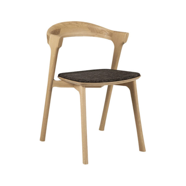 Bok Seat Upholstered Dining Chair