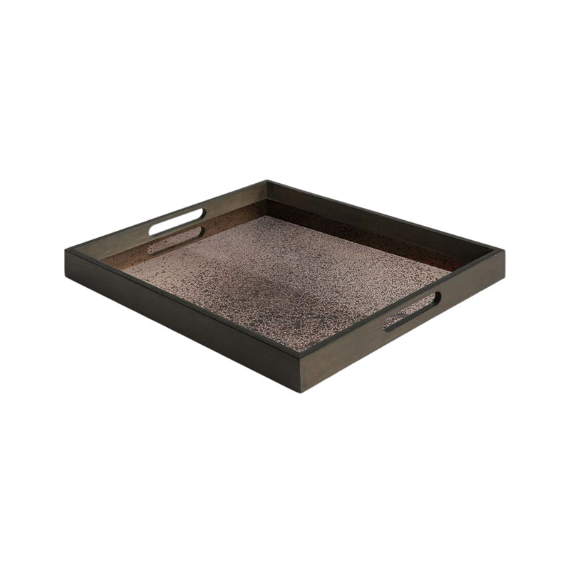 Ethnicraft_Bronze_Rectangular_Mirror_Tray_by_Dawn_Sweitzer_2 Olson and Baker - Designer & Contemporary Sofas, Furniture - Olson and Baker showcases original designs from authentic, designer brands. Buy contemporary furniture, lighting, storage, sofas & chairs at Olson + Baker.