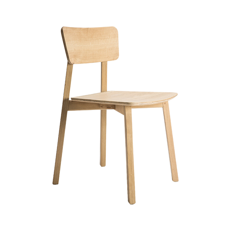 Ethnicraft Casale Dining Chair by Studio Kaschkasch Olson and Baker - Designer & Contemporary Sofas, Furniture - Olson and Baker showcases original designs from authentic, designer brands. Buy contemporary furniture, lighting, storage, sofas & chairs at Olson + Baker.
