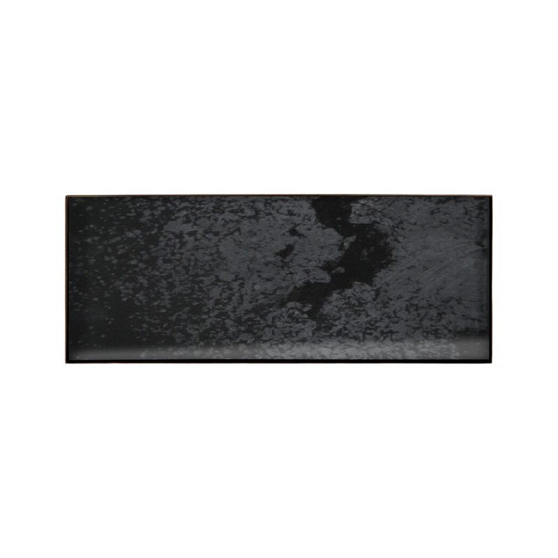 Ethnicraft Charcoal Mirror Valet Tray by Dawn Sweitzer Olson and Baker - Designer & Contemporary Sofas, Furniture - Olson and Baker showcases original designs from authentic, designer brands. Buy contemporary furniture, lighting, storage, sofas & chairs at Olson + Baker.