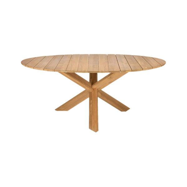 Circle Outdoor Round Dining Table