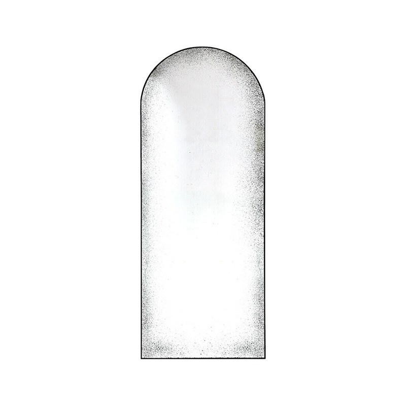 Ethnicraft Clear Gate Floor Mirror by Dawn Sweitzer Olson and Baker - Designer & Contemporary Sofas, Furniture - Olson and Baker showcases original designs from authentic, designer brands. Buy contemporary furniture, lighting, storage, sofas & chairs at Olson + Baker.
