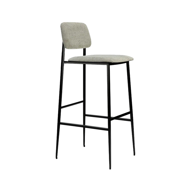 Ethnicraft DC High Bar Stool by Djordje Cukanovic Olson and Baker - Designer & Contemporary Sofas, Furniture - Olson and Baker showcases original designs from authentic, designer brands. Buy contemporary furniture, lighting, storage, sofas & chairs at Olson + Baker.