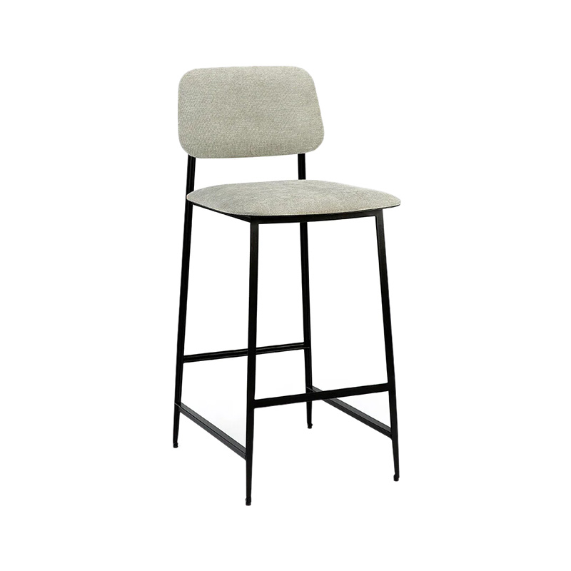 Ethnicraft DC Counter Stool by Djordje Cukanovic Olson and Baker - Designer & Contemporary Sofas, Furniture - Olson and Baker showcases original designs from authentic, designer brands. Buy contemporary furniture, lighting, storage, sofas & chairs at Olson + Baker.