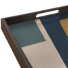 Ethnicraft_Geo_Study_Rectangular_Wooden_Tray_by_Dawn_Sweitzer_3 Olson and Baker - Designer & Contemporary Sofas, Furniture - Olson and Baker showcases original designs from authentic, designer brands. Buy contemporary furniture, lighting, storage, sofas & chairs at Olson + Baker.