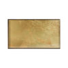 Ethnicraft Gold Leaf Glass Valet Tray by Dawn Sweitzer Olson and Baker - Designer & Contemporary Sofas, Furniture - Olson and Baker showcases original designs from authentic, designer brands. Buy contemporary furniture, lighting, storage, sofas & chairs at Olson + Baker.