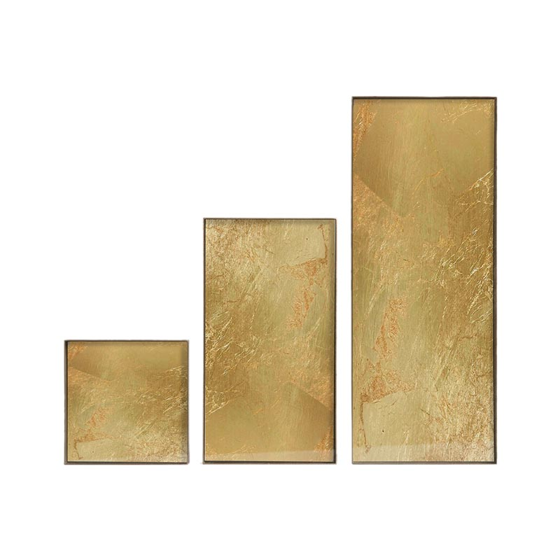 Ethnicraft_Gold_Leaf_Glass_Valet_Tray_by_Dawn_Sweitzer_Medium_3 Olson and Baker - Designer & Contemporary Sofas, Furniture - Olson and Baker showcases original designs from authentic, designer brands. Buy contemporary furniture, lighting, storage, sofas & chairs at Olson + Baker.