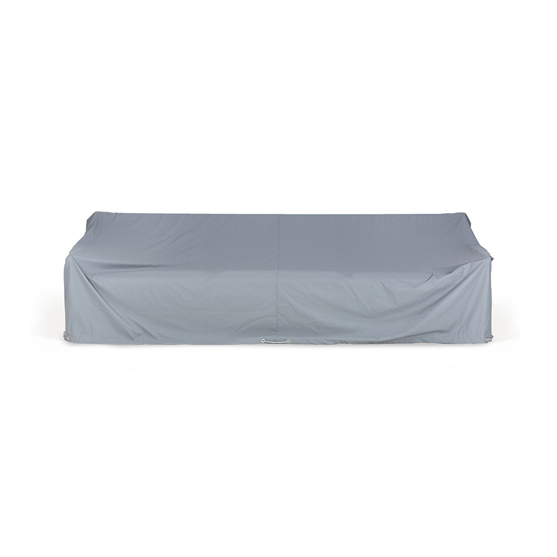 Ethnicraft Jack 265cm Outdoor Sofa Raincover by Ethnicraft Design Studio Olson and Baker - Designer & Contemporary Sofas, Furniture - Olson and Baker showcases original designs from authentic, designer brands. Buy contemporary furniture, lighting, storage, sofas & chairs at Olson + Baker.
