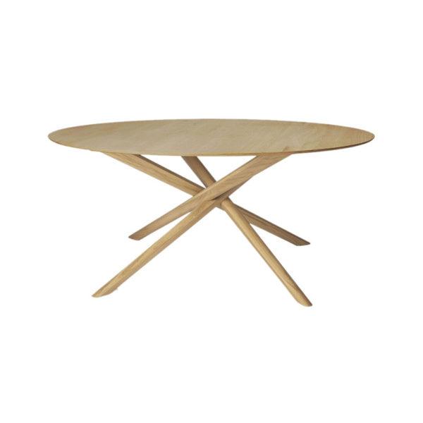 Mikado Ø150cm Round Dining Table