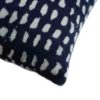Ethnicraft_Navy_Dots_60x40cm_Cushion_by_Dawn_Sweitzer_2 Olson and Baker - Designer & Contemporary Sofas, Furniture - Olson and Baker showcases original designs from authentic, designer brands. Buy contemporary furniture, lighting, storage, sofas & chairs at Olson + Baker.