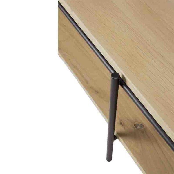 Rise 100x100cm Coffee Table