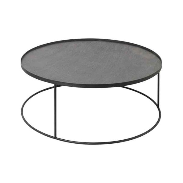 Round Tray Coffee Table