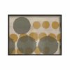 Ethnicraft Sienna Layered Dots Rectangualr Glass Tray by Dawn Sweitzer Olson and Baker - Designer & Contemporary Sofas, Furniture - Olson and Baker showcases original designs from authentic, designer brands. Buy contemporary furniture, lighting, storage, sofas & chairs at Olson + Baker.
