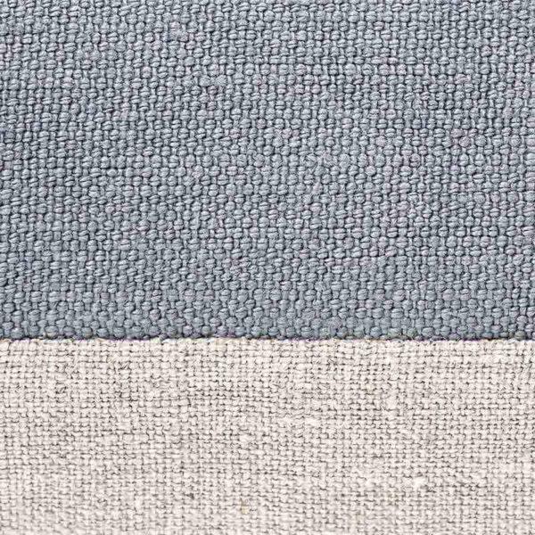 Silver Lin Sauvage 60x60cm Cushion