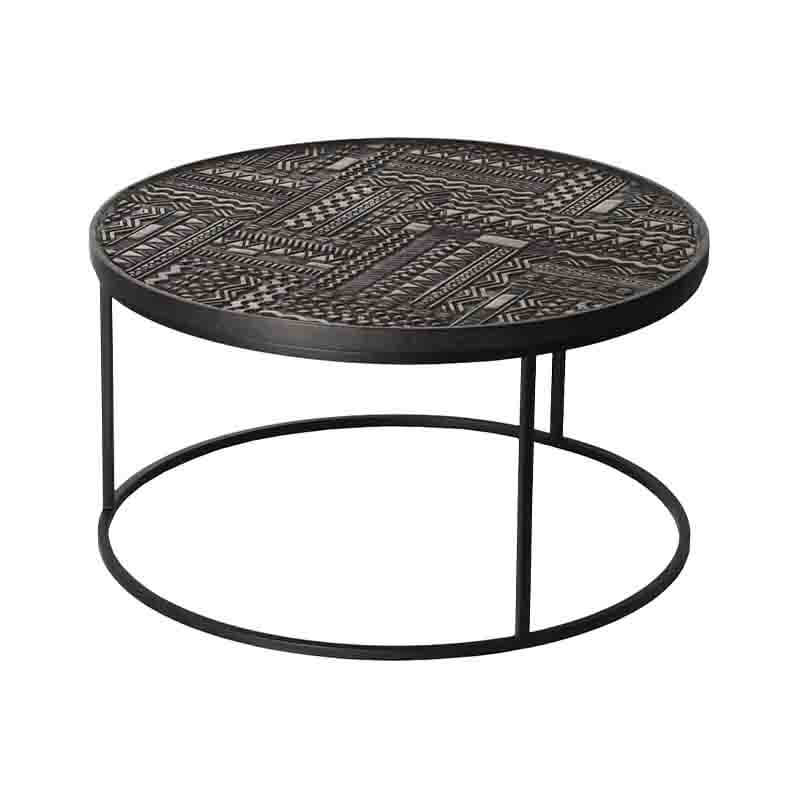 Ethnicraft_Tabwa_Round_Nesting_Coffee_Table_by_Carlos_Baladia_9 Olson and Baker - Designer & Contemporary Sofas, Furniture - Olson and Baker showcases original designs from authentic, designer brands. Buy contemporary furniture, lighting, storage, sofas & chairs at Olson + Baker.