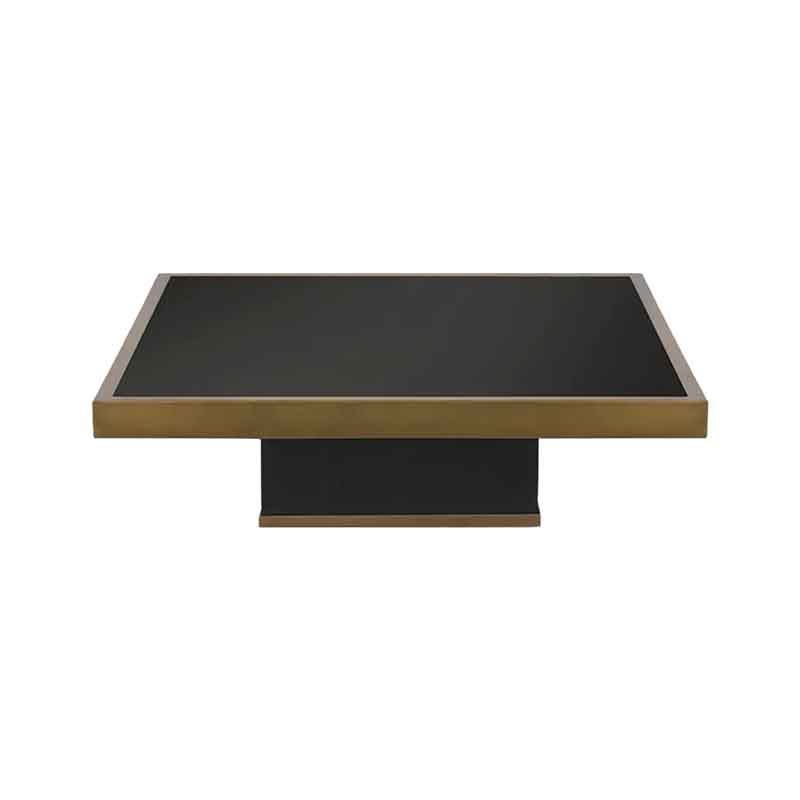 Ethnicraft Trifecta Coffee Table by Dawn Sweitzer Olson and Baker - Designer & Contemporary Sofas, Furniture - Olson and Baker showcases original designs from authentic, designer brands. Buy contemporary furniture, lighting, storage, sofas & chairs at Olson + Baker.