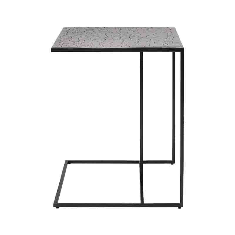 Ethnicraft Triptic Side Table by Ethnicraft Design Studio Olson and Baker - Designer & Contemporary Sofas, Furniture - Olson and Baker showcases original designs from authentic, designer brands. Buy contemporary furniture, lighting, storage, sofas & chairs at Olson + Baker.