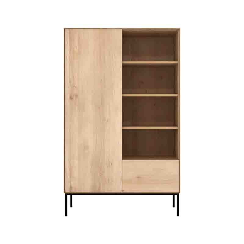 Ethnicraft Whitebird Cupboard by Alain Van Havre Olson and Baker - Designer & Contemporary Sofas, Furniture - Olson and Baker showcases original designs from authentic, designer brands. Buy contemporary furniture, lighting, storage, sofas & chairs at Olson + Baker.