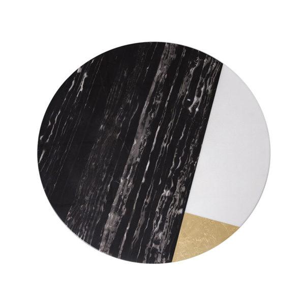 Slice of Jupiter Ø100cm Coffee Table