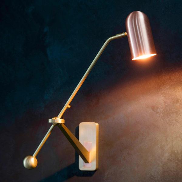 Stasis Wall Lamp