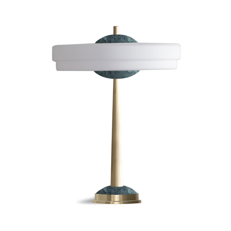 Bert Frank Trave Table Lamp by Bert Frank Olson and Baker - Designer & Contemporary Sofas, Furniture - Olson and Baker showcases original designs from authentic, designer brands. Buy contemporary furniture, lighting, storage, sofas & chairs at Olson + Baker.