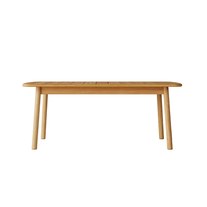 Case Furniture Tanso Rectangular Dining Table by David Irwin Olson and Baker - Designer & Contemporary Sofas, Furniture - Olson and Baker showcases original designs from authentic, designer brands. Buy contemporary furniture, lighting, storage, sofas & chairs at Olson + Baker.
